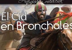 Cartel del fin de semana dedicado al Cid de Bronchales (Teruel)