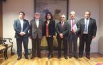 Firma del Protocolo de Colaboración de Turespaña y Rutas Culturales de España