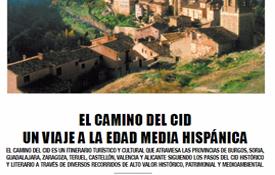 Reportaje dedicado al Camino del Cid de la revista OTR Magazine