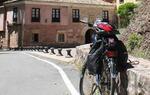 El cicloturismo por carretera es un medio magnífico para conocer el Camino del Cid / ALC.