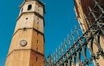 La torre del Fadrí, en Castellón / Diputación de Castellón.