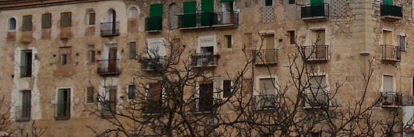Montán, Castellón. Antiguo convento.