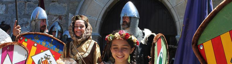 La Asociación Vivar Cuna del Cid de Vivar del Cid (Burgos) lleva más de 25 años organizando unas jornadas para homenajear a su vecino más universal: el Cid Campeador