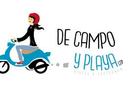 www.decampoyplaya.com, el blog dedica una entrada al Camino del Cid