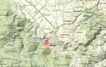 El Consorcio Camino del Cid ha contado con los excelentes mapas rasterizados del Instituto Geográfico Nacional
