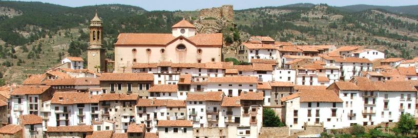 Linares de Mora, Teruel.