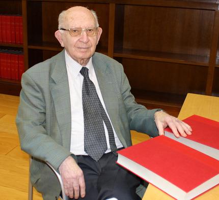 El medievalista y escritor Gonzalo Martínez Díez