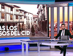 España Directo recorre los primeros kilómetros del Camino del Cid