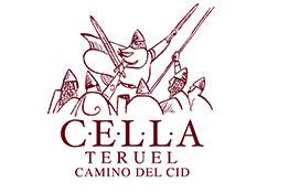 Sello de Cella, en Teruel
