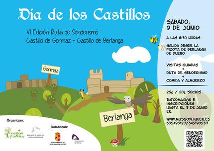 La ruta entre Gormaz y Berlanga de Duero tendrá lugar el próximo 9 de junio