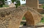 Puente medieval en La Pobla del Bellestar, Castellón / ALC.