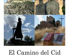 Portada del reportaje que la revista Expocultur dedica al Camino del Cid