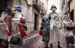 """Las fiestas de """"Carasses"""" se celebran durante el mes de octubre en Petrer, Alicante / José Antonio López Rico."""