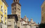 Plaza de la catedral en Teruel, monumento declarado Patrimonio de la Humanidad / ALC.