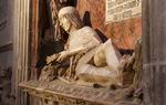 El Doncel, en la catedral de Sigüenza, es una de las esculturas más sobresalientes del gótico civil hispánico / ALC.