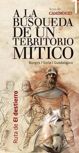 """Guía- folleto """"A la búsqueda de un territorio mítico"""""""