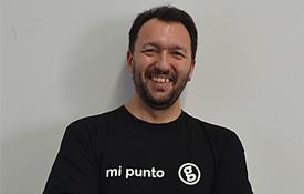 Gersón Beltrán, especialista en geolocalización y redes sociales