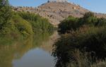 El río Duero a su paso por Gormaz, Soria / ALC.