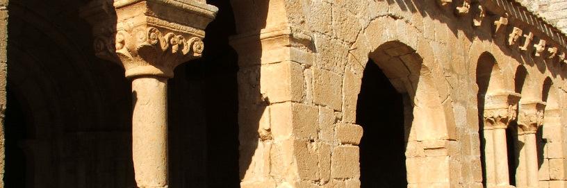 Iglesia románica de Aguilera, Soria.