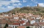 La Hoz de la Vieja, torre albarrana del siglo XIV, Teruel / ALC.