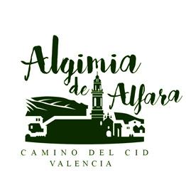 Sello de Algimia de Alfara, Valencia
