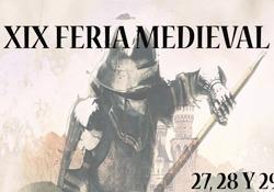 Programa de actos de la Feria Medieval de Daroca