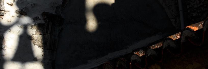 Sombras en Argecilla, Guadalara.