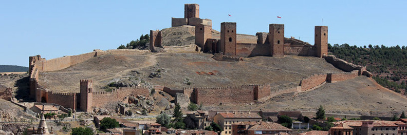 Molina de Aragón, Guadalajara.