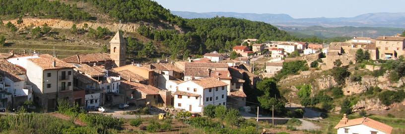 Fuentes de Rubielos, Teruel.