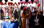 El Mercado Medieval es uno de los principales atractivos de la Feria