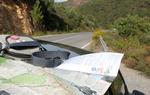 Un descanso en la ruta. ¡No olvides conseguir nuestros folletos en cualquiera de las oficinas de turismo del Camino! / ALC.