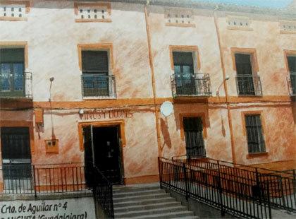 El Bar Teleclub de Anguita, en Guadalajara. Última incorporación a la Red de Sellado del Salvoconducto del Camino del Cid
