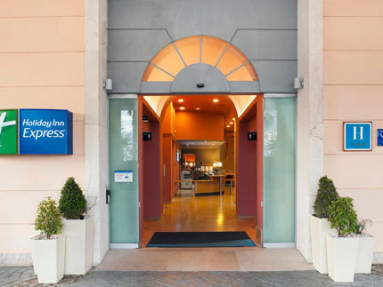 Hotel-Holiday-inn-express-Valencia