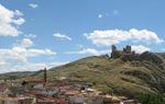 El castillo de Huesa del Común, Teruel / ALC.