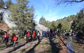 imagen de una de las rutas del Club Senderismo Valladolid