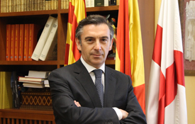 Luis Mª Beamonte, nuevo presidente del Consorcio Camino del Cid