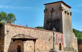 Torreón-de-Fernán-González-Covarrubias-Burgos