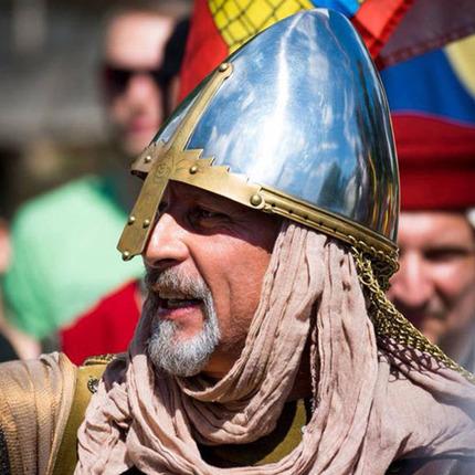 "Marco Gassarino, ""El Cid Europeo"""