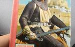 Portada del álbum de cromos dedicado a la película El Cid (Anthony Mann, 1961)