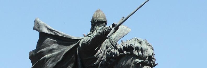 Para Gonzalo Martínez Díez el Cid fue el tercer gran hombre de la Península