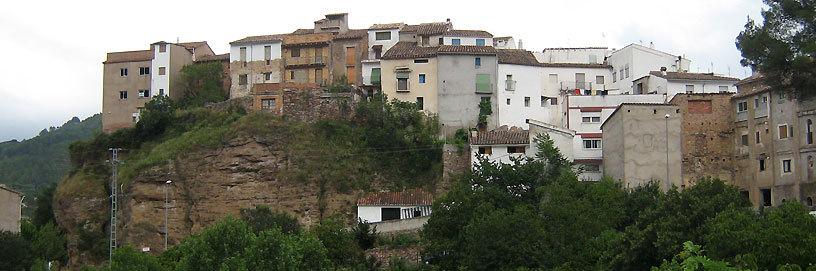 Vestigios del castillo de Montán, Castellón