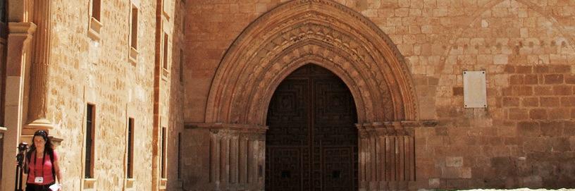 Santa María de Huerta, Soria