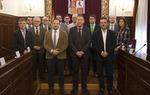 Asistentes a la reunión celebrada en Castellón