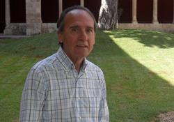 """Jesús Berzosa, autor del libro """"El Cid. La gesta del Camino"""""""