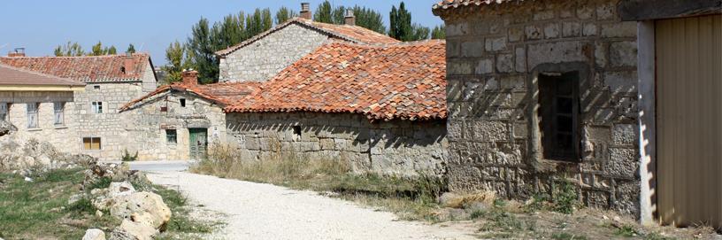 Modúbar de San Cibrián, Burgos.
