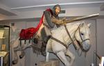 """Un Cid """"dinámico y ágil"""", nuevo recurso cidiano en la ciudad de Burgos"""
