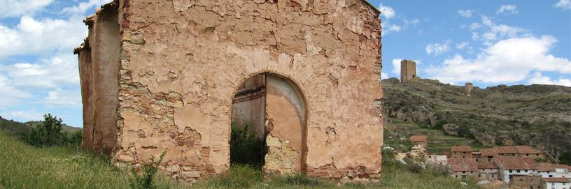La Hoz de la Vieja, Teruel.