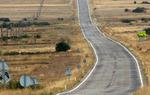 Carreteras secundarias con poco tráfico, idóneas para pedalear / ALC.