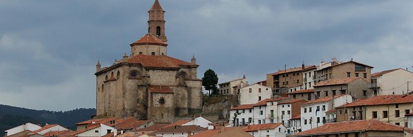 Orihuela del Tremedal, Teruel.
