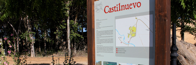 Castilnuevo, Guadalajara.